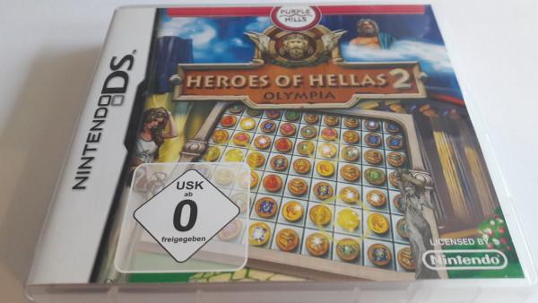 Heroes of Hellas 2 - Olympia - DS