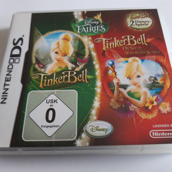 Tinkerbell & Tinkerbell - Die Suche nach dem verlorenen Schatz - DS