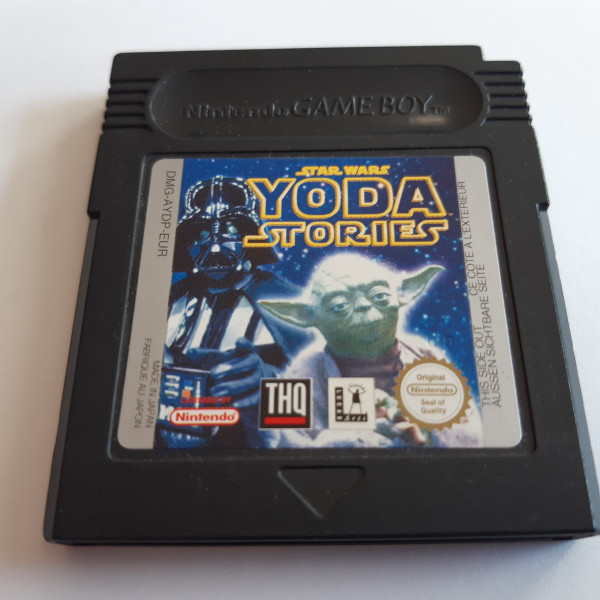 Star Wars - Yoda Stories - GBC