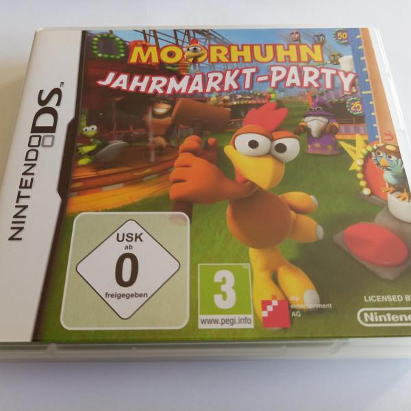Moorhuhn - Jahrmarkt-Party - DS