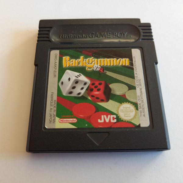 Backgammon - GBC