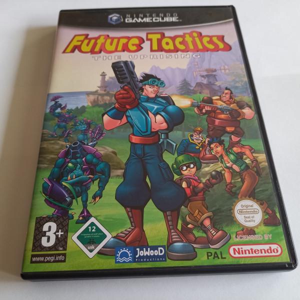 Future Tactics - The Uprising - GameCube