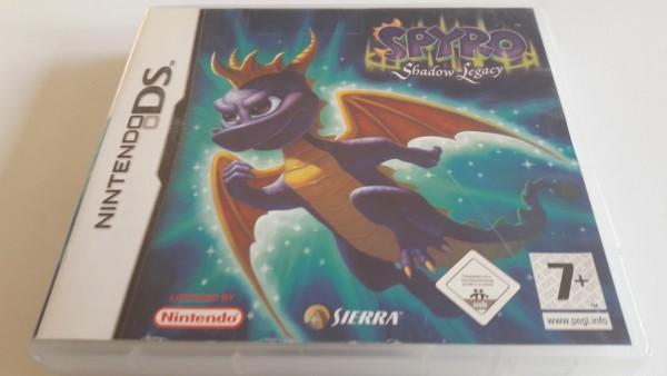 Spyro - Shadow Legacy - DS