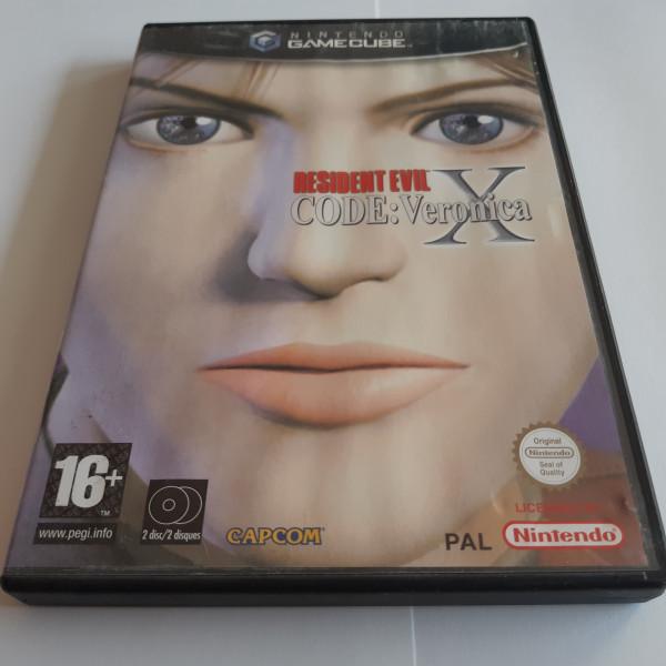 Resident Evil - Code Veronica X - GameCube