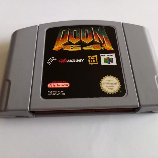 Doom 64 - N64