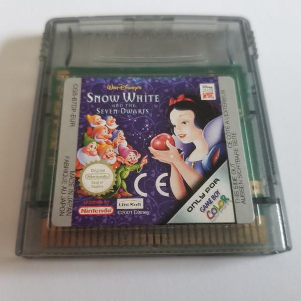 Schneewittchen und die sieben Zwerge - GBC