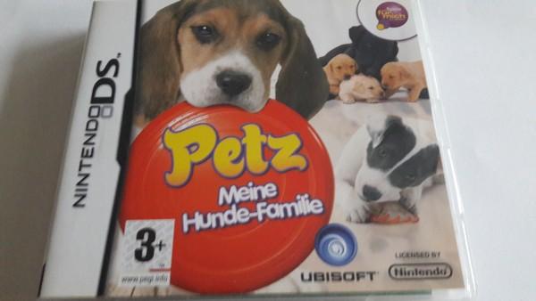 Petz - Meine Hunde-Familie - DS