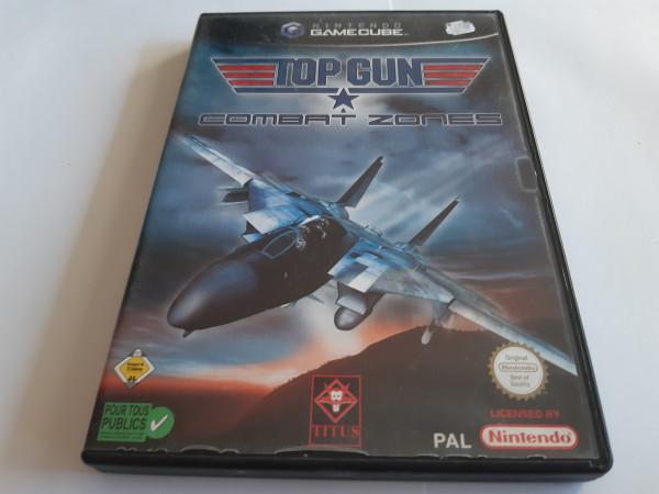 Top Gun - Combat Zones - GameCube