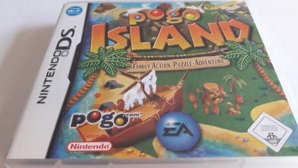 Pogo Island - Family Action-Puzzle-Adventure - DS