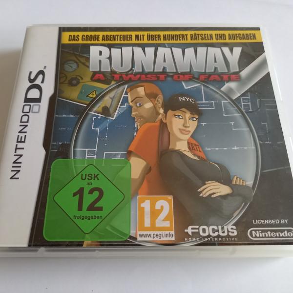 Runaway - A Twist of Fate - DS