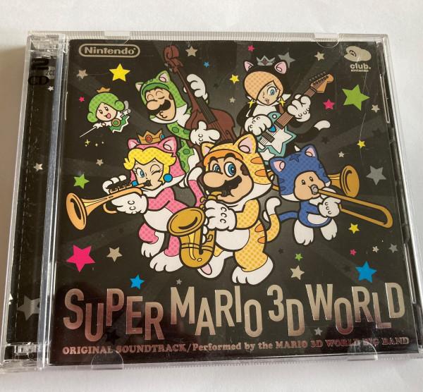 Super Mario 3D World - Original Soundtrack - CD