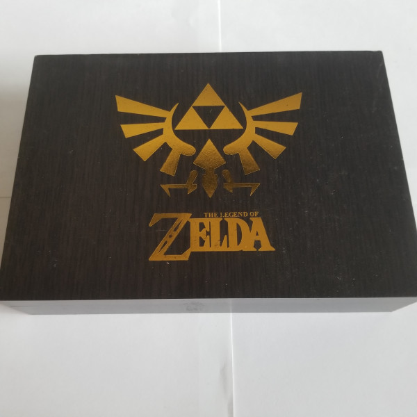 Schatulle schwarz - Zelda