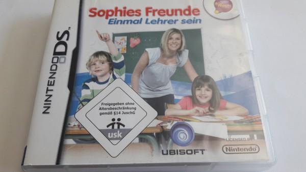 Sophies Freunde - Einmal Lehrer sein - DS