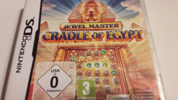 Jewel Master - Cradle of Egypt - DS