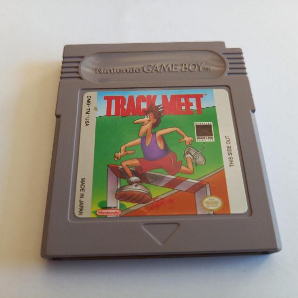 Track Meet - Game Boy
