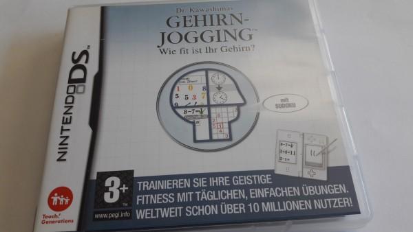 Gehirn-Jogging - DS