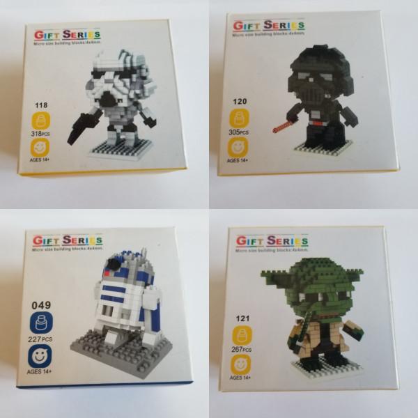 Star Wars - Gift Series - Klemmbausteine