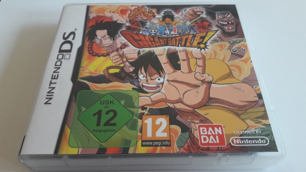 One Piece - Gigant Battle - DS