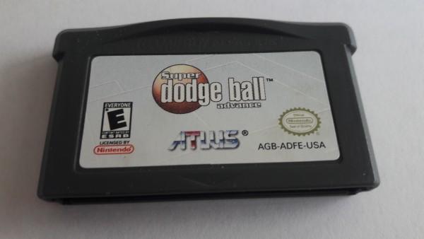 Super Dodge Ball Advance - GBA
