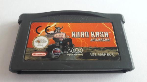Road Rash - Jailbreak - GBA