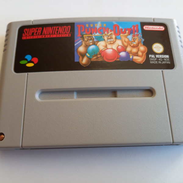 Super Punch-Out!! - SNES