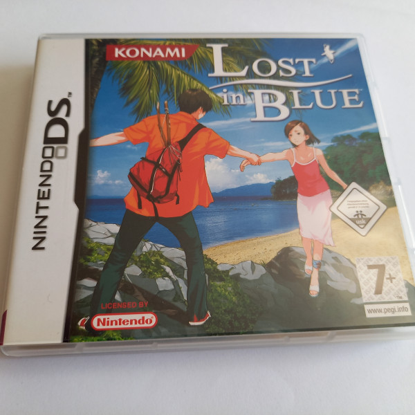 Lost in Blue - DS