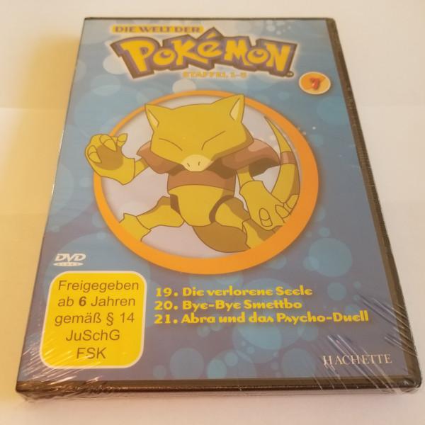 Die Welt der Pokémon - Teil 7 - DVD