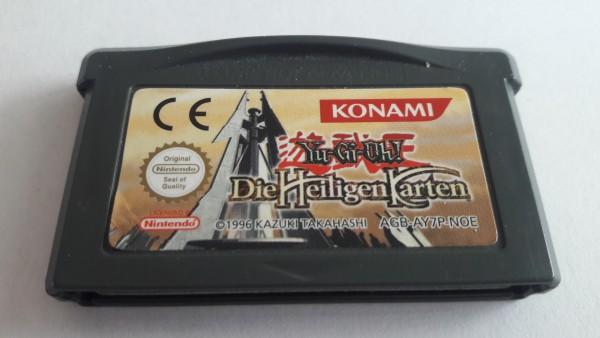 Yu-Gi-Oh! - Die heiligen Karten - GBA