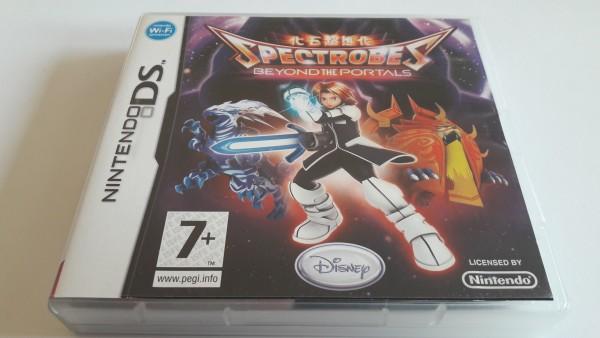 Spectrobes - Jenseits der Portal - DS