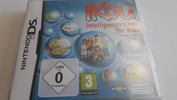 Ikou - Intelligenztrainer für Kids - DS