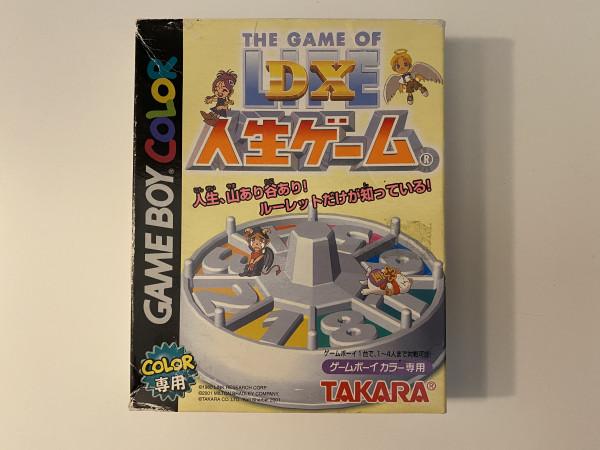DX Jinsei Game - GBC - OVP