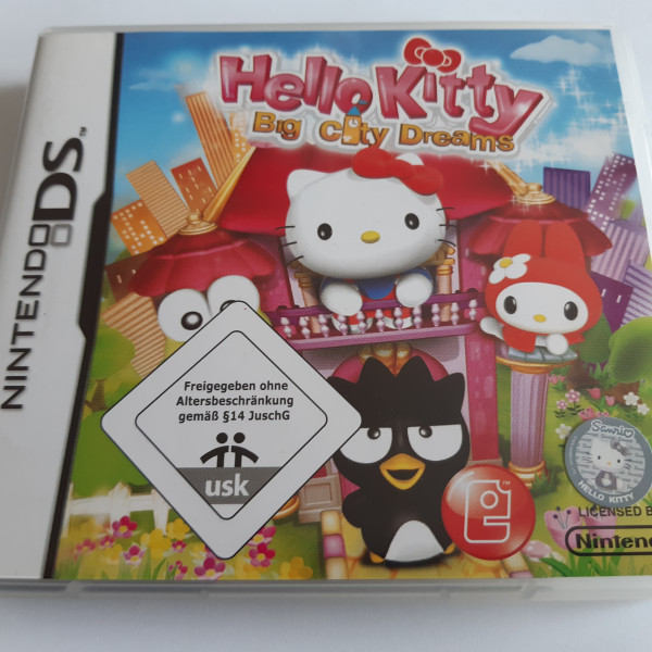 Hello Kitty - Big City Dreams - DS