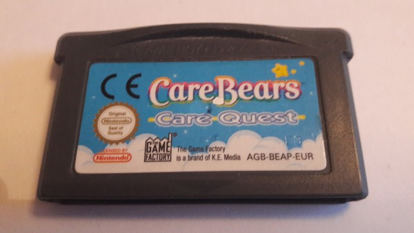 Care Bears - Care Quest - GBA