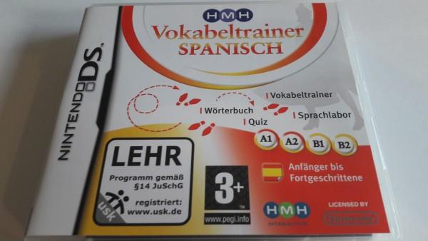 Vokabeltrainer Spanisch - DS