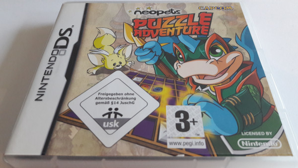 Neopets - Puzzle Adventure - DS