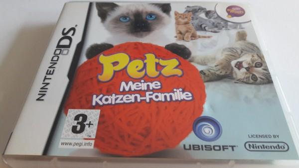 Petz Meine Katzen Familie - DS