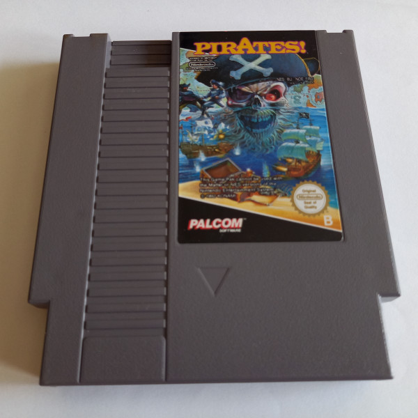 Pirates! - NES