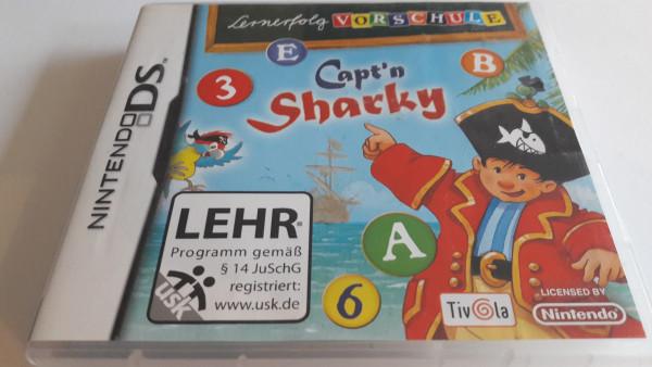 Capt`n Sharky - DS