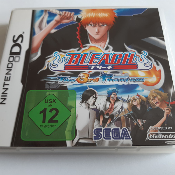 Bleach - The 3rd Phantom - DS