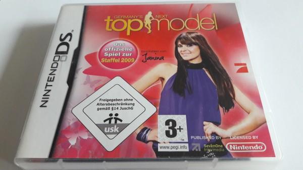 Germany`s next topmodel - Staffel 2009 - DS
