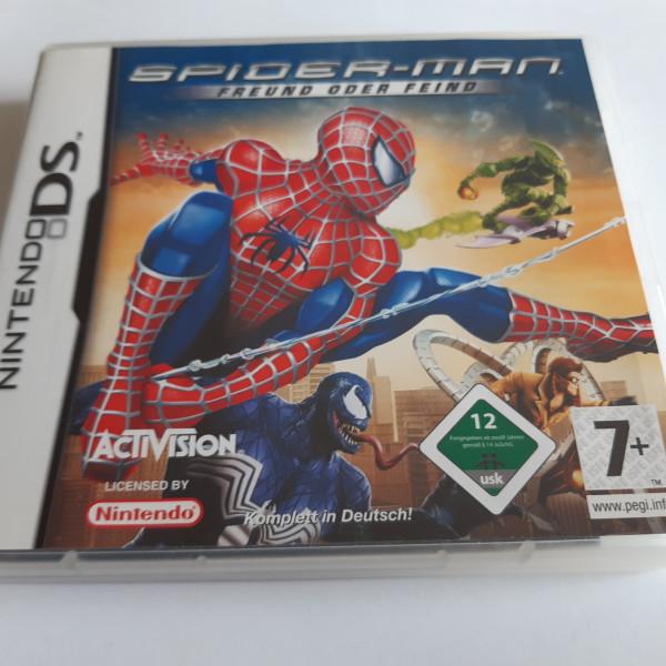 Spider-Man - Freund oder Feind - DS