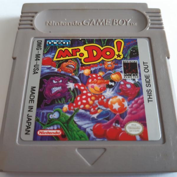 Mr. Do! - Game Boy