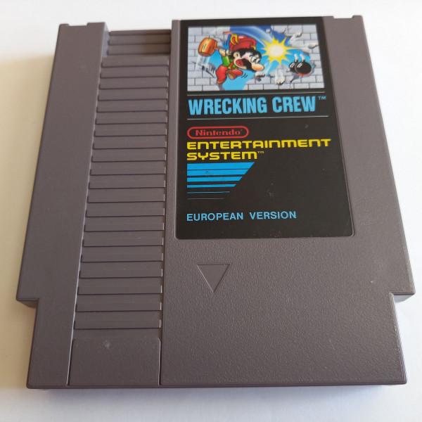 Wrecking Crew - NES