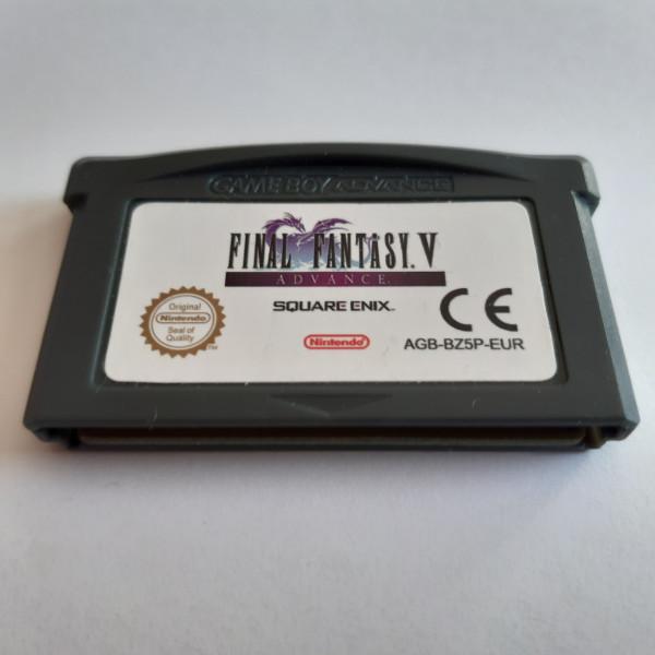 Final Fantasy V - Advance - GBA