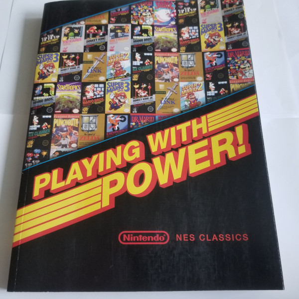 Playing with Power - NES - Buch