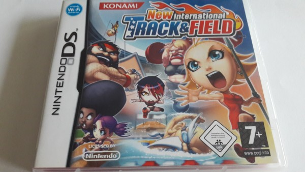 New International - Track & Field - DS