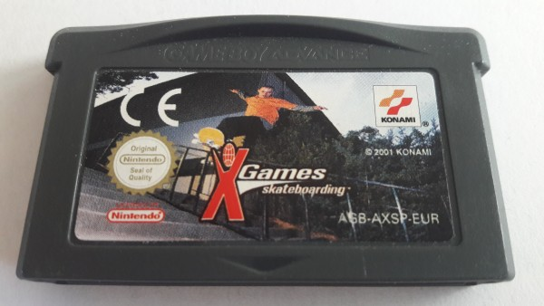 X Games Skateboarding - GBA