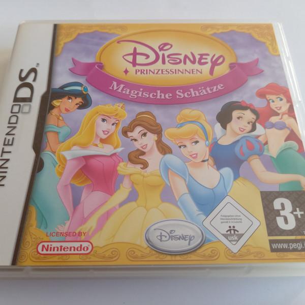 Disney Prinzesssinnen - Magische Schätze - DS
