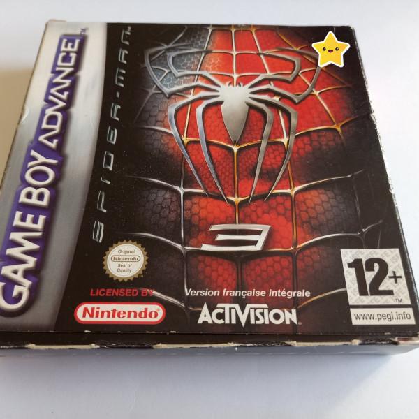 Spider-Man 3 - GBA - OVP