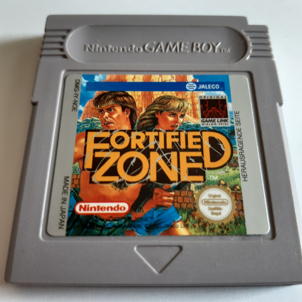 Fortified Zone - Game Boy